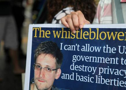 Electing Snowden Will ShowSolidarity