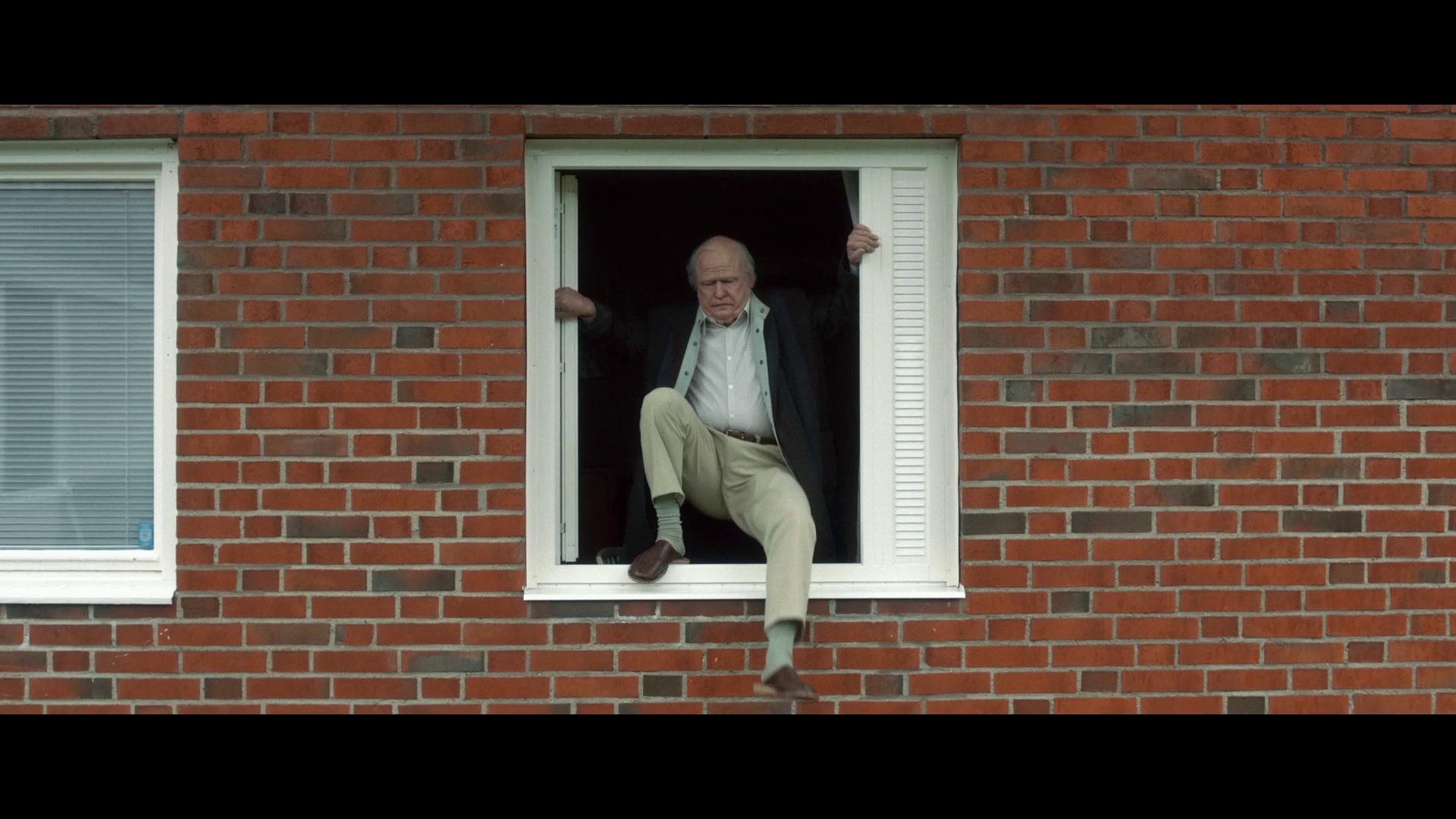 Как из окна сделать запасной выход