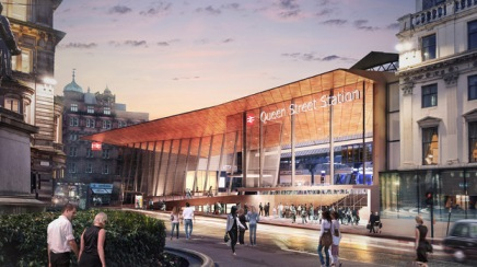 The future of Queen Street Station: Images released of planned renovation
