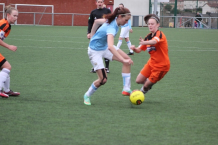 Glasgow City and Manchester City In Goalless Pre Season Draw
