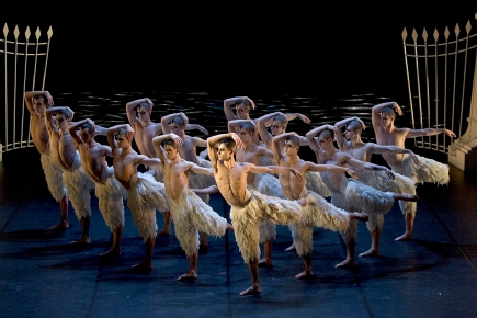 Review: Matthew Bourne's Swan Lake @ King's Theatre Glasgow
