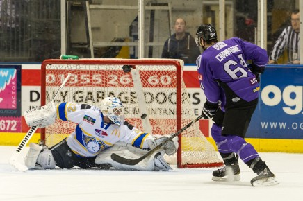 Clan Face Double Header With Flyers In Final Weekend of Regular Season