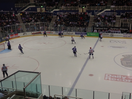 COMPETITION: BRAEHEAD CLAN TICKET GIVE AWAY