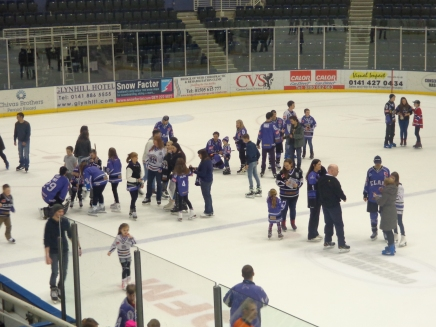 A League of Their Own: Clan Show a Touch of Class by Giving Back toFans