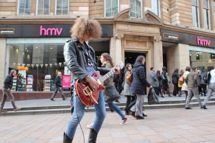 The City Centre Sound: Busking in Glasgow