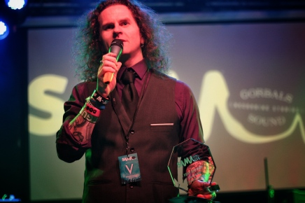Photos: The Wee G @ The Scottish Alternative Music Awards 2014