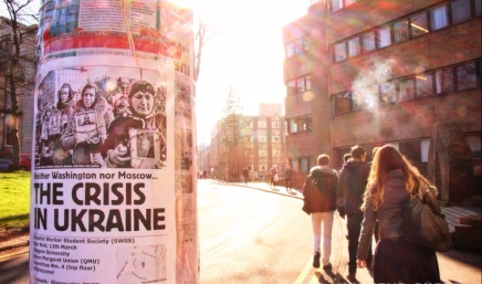 Talking to Ukrainians About Politics, Protests and Putin