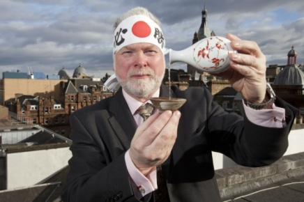 A Touch of the Orient: Scottish Brewery to make sake