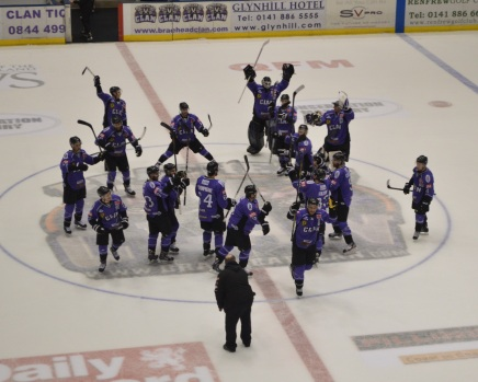 Clan Score Big Win Over Defending Champions