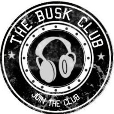 Busk Club logo