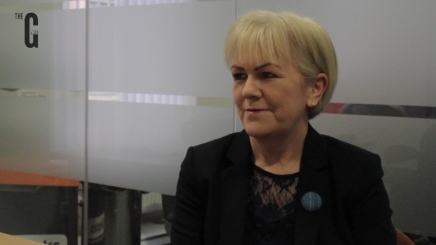 Exclusive Interview: Johann Lamont, Scottish Labour Leader.