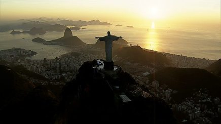 BBC Art Screen: Film 'Rio' opens festival with a barrage of Brazilian rhythm