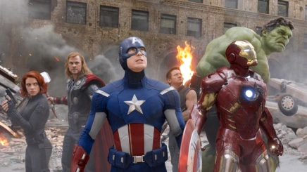 Cast Of Marvel's Avengers Set Sights On Glasgow