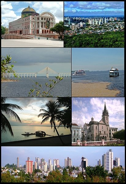 World Cup's Host Cities Series: Manaus
