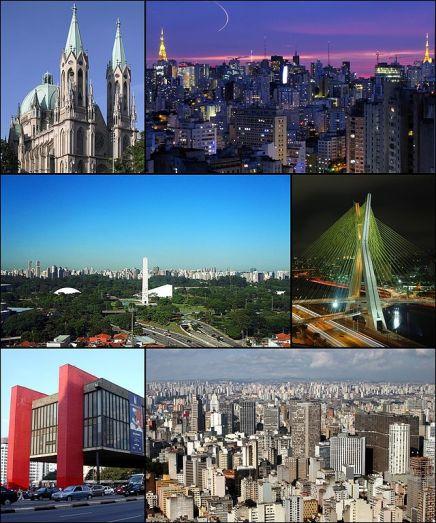 World Cup's Host Cities Series: SãoPaulo