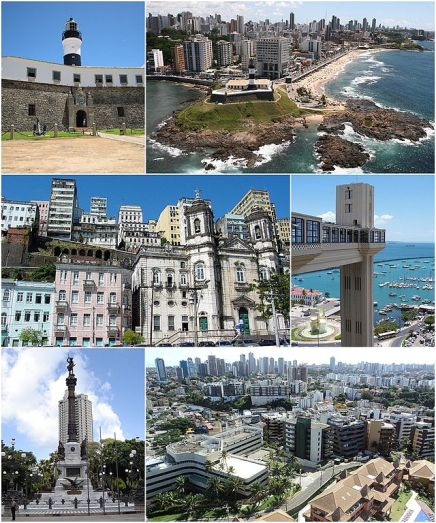 World Cup's Host Cities Series: Salvador