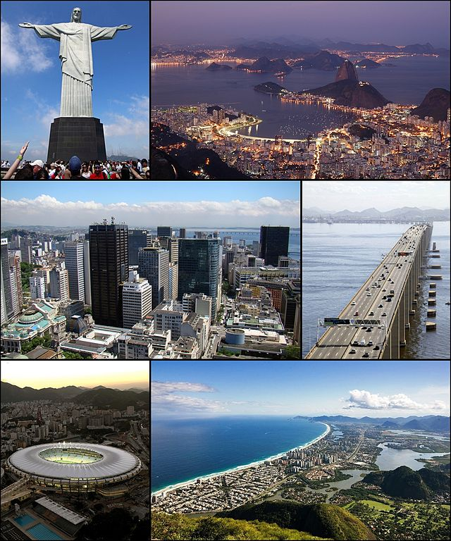 World Cup's Host Cities Series: Rio